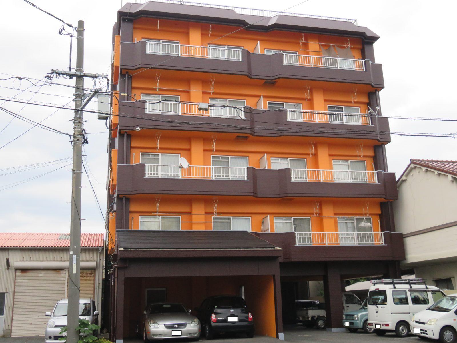 5階建ての2階部分
